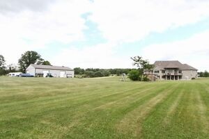 10 Acres with ICF HOME and HUGE SHOP CLOSE TO KITCHENER-WATERLOO Kitchener / Waterloo Kitchener Area image 8