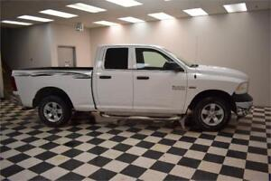 2016 RAM 1500 ST- TOW HAUL * CRUISE * LOW KM