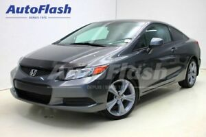 2012 Honda Civic LX Coupe *Mags *Bluetooth *Clean!