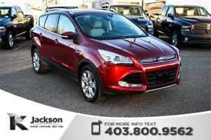 2015 Ford Escape Titanium - Touchscreen, Powered Leather Seats