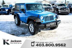 2011 Jeep Wrangler Sport - 3 Piece Freedom Hard Top