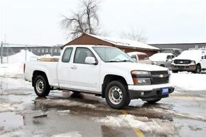 2009 Chevrolet Colorado+Long Box+4CLY+CERTIFIED+2 YEAR WARRANTY