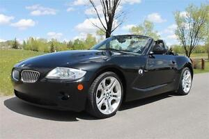 2005 BMW Z4 3.0i * Only 40,000 Kms* Mint Condition