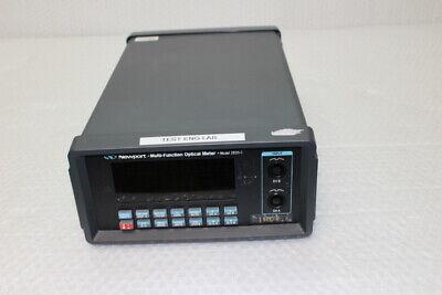 5169 Newport 2835-c Multi-function Optical Meter