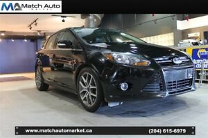 *Safetied* 2012 Ford Focus Titanium *BackUpCam**Lther**HtdSeats*