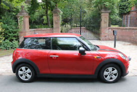 64 PLATE MINI 1.5 COOPER AUTO S/S 3DR 22,856 MILES 1 OWNER FROM NEW FSH SUPERB