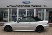 BMW Cabrio 330 Cd Edition Sport*KLIMA*TEMP*SHZ*VOLL*