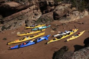 Seasonal full time employment as a kayak guide in St Andrews.