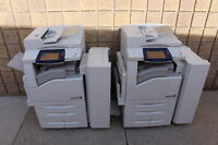 ONLINE AUCTION - printers, copiers, laptops, drills & folders