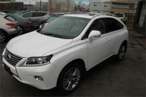 2013 Lexus RX350 AWD, NAVIGATION, REMOTE START, NO ACCIDENTS
