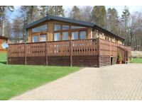 Stunning 2012 Pemberton Rivendale Lodge for sale at Percy Wood Country Park in Northumberland