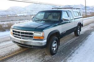 1994 Dodge Dakota Club Cab 4whdr