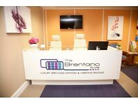 THE BRENTANO SUITE HAMPSTEAD GARDEN SUBURB LUXURY SERVICED OFFICES & MEETING ROOMS AND VIRTUAL