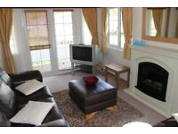 Stunning 2005 Brentmere Lodge for sale at Percy Wood Country Park near Alnwick in Northumberland