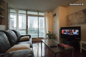 Nice Clean and Cozy Furnished Room in Downtown Toronto
