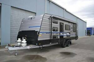 "2016 Royal Flair Family Flair 23'4"" Caravan Carrum Downs Frankston Area Preview"