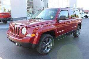 2015 Jeep Patriot High Altitude (Heated Leather, Sunroof)