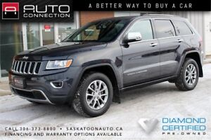 2014 Jeep Grand Cherokee LIMITED ** LEATHER ** REMOTE START **