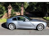 57 PLATE BMW Z4 3.0 si SPORT COUPE 60,254 MILES SIMPLY STUNNING A RARE FIND