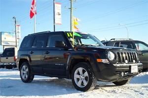 2011 Jeep Patriot North FWD **ONLY 87,000kms!**