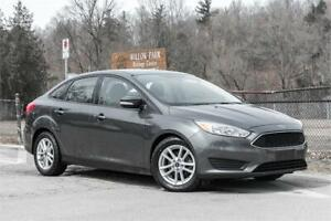 2016 Ford Focus SE/ LOW LOW KMS/ CARLOANS FOR ANY CREDIT