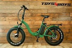 T4B FAT BLACK folding Electric Bicycle Bike 350W or 500W
