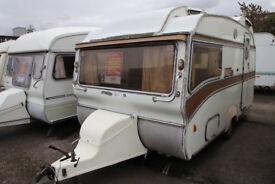 Safari 2 Berth Caravan £550