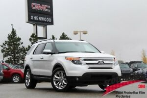 2014 Ford Explorer Limited| Sun| Nav| H/C Leath| Heat Whl/2nd Ro