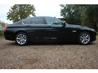 BMW 520 SE 2011 1 OWNER FULL SERVICE HISTORY LEATHER INTERIOR CD ALLOY WHEELS NATIONAL DELIVERY