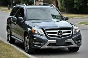 2015 Mercedes-Benz GLK250 BlueTec 4MATIC *360 CAM NAVI ROOF* !!!
