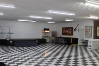 OPEN MIC at HOSS'S DINER dance hall in Carrying Place