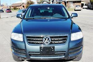 2007 Volkswagen Touareg V6 AWD FINANCE 100% APPROVED 160,414km