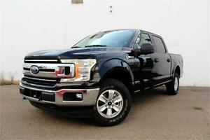 2018 FORD F-150 XLT CREW   4X4   CERTIFIED  