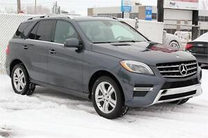 2014 Mercedes-Benz Classe-M ML350 BlueTEC