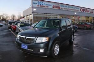 2010 Mazda Tribute AWD,3-YEARS POWER TRAIN WARRANTY AVAILABLE!