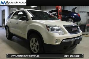 *Safetied* 2008 GMC Acadia SLE *AWD* *8 Passenger* *Clean Title*