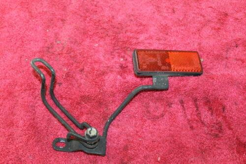 87-88 HONDA CBR1000F CBR1000 OEM REAR LEFT HOOK REFLECTOR