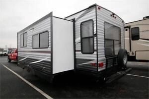 2018 PIONEER REAR LIVING RL250 WITH RECLINERS! OWN FOR *$56/WK