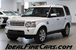 2013 Land Rover LR4 V8  NAVGATION/7PASS/BACK-UP CAM