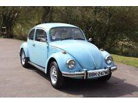 Classic 1973 (LHD) VW Beetle