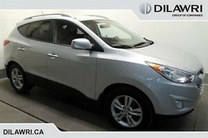 2013 Hyundai Tucson GLS AWD at