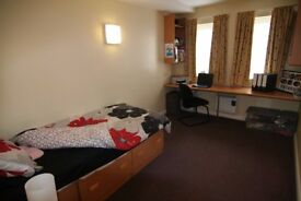 STUDENT ACCOMODATION; Large single ensuite room, 3/4 bed. Liberty Hall