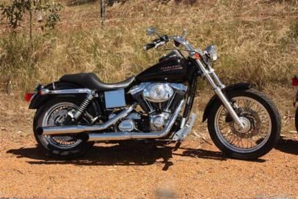 Harley Davidson Low Rider, 2001