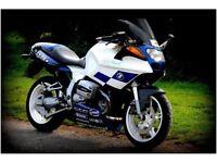 BMW R1100S randy Mamola replica a very nice bike