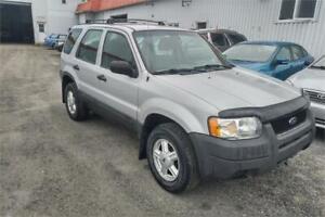 2003 Ford Escape XLS - Duratec