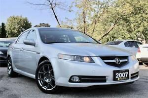 2007 Acura TL Type-S - Accident Free - Certified - Rare