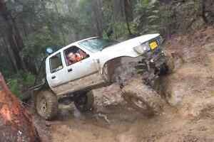 Wrecking ln106 hilux diesel Killingworth Lake Macquarie Area Preview
