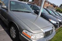 2004 Mercury Grand Marquis LS LEATHER