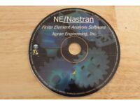 NE NASTRAN/FEMAP 8.1 (SDRC) 300 NODE LIMIT PERMANENT LIC FEA