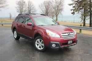 2013 Subaru Outback 3.6R w/Limited & EyeSight Pkg-LEATHER|ROOF|